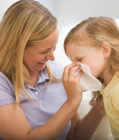 Child Flu Symptoms and Remedies