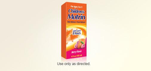 4 Steps Towards Sore Throat Relief in Kids | MOTRIN®